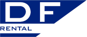 DF Rental logo